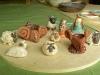 Figurki cramiczne